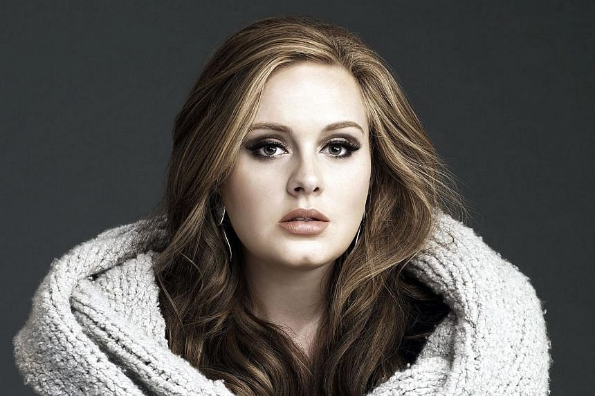 Adele (above) will enter the Billboard 200 album chart next week.