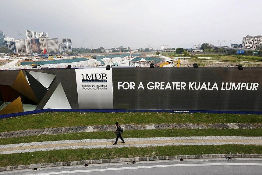 1MDB has another prime landbank in Kuala Lumpur, the 28ha Tun Razak Exchange (TRX) financial centre, that it is keen to sell in small parcels at premium prices.
