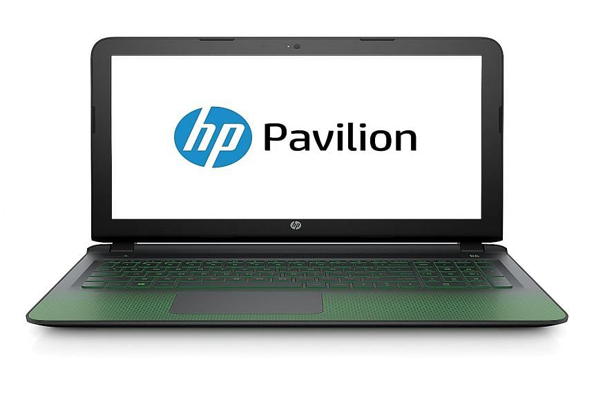The HP Pavilion Gaming Notebook comes with a mid-range Nvidia GeForce GTX 950M graphics chip.