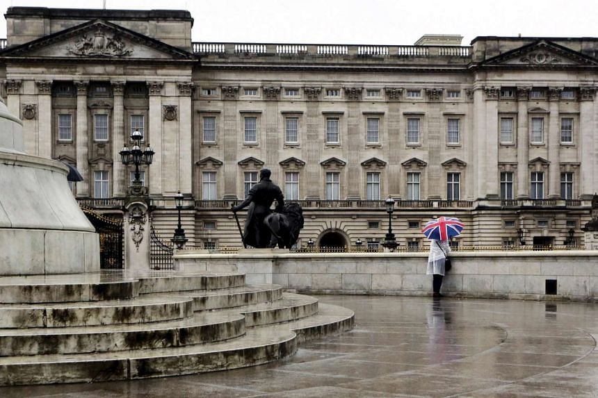 A London apartment that will overlook Buckingham Palace was bought for 20 million pounds (S$42 million).