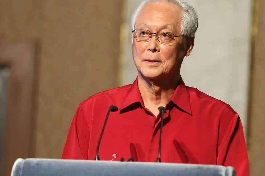 Emeritus Senior Minister Goh Chok Tong says that the growth of China and India is positive for Singapore.