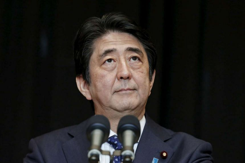 Japanese Prime Minister Shinzo Abe promised to give 1.3-trillion yen (S$14.9 billion) to developing nations.