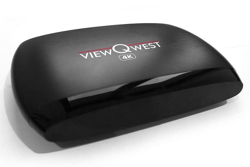 A ViewQwest 4K set-top box lets broadband users on any network to get access to the movie streaming services of overseas websites.