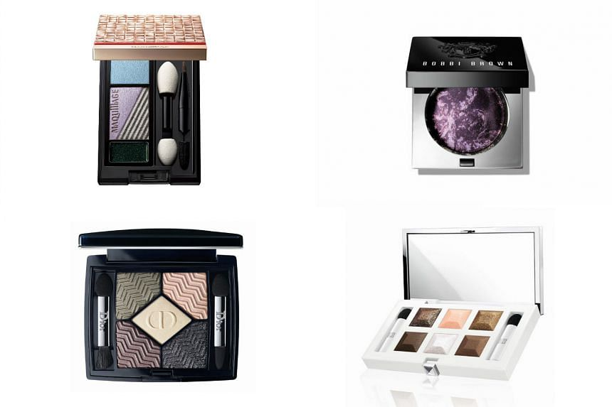 Elevate your party make-up look with these products.