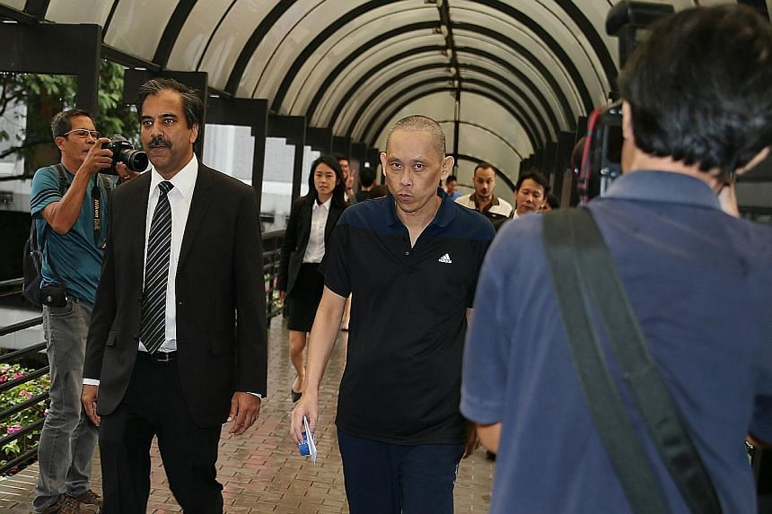Dan Tan Seet Eng, once labelled by Interpol as the leader of the world's most notorious match- fixing syndicate, walking out a free man yesterday after the Court of Appeal ruled that it was unlawful to keep him detained without trial as he did not po