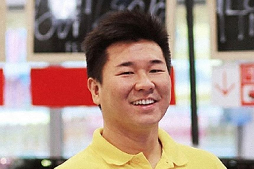 Honestbee co-founder Joel Sng says the two picked will have to work in Niseko supermarkets.
