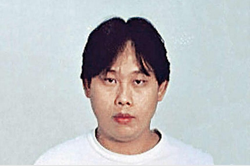 Dan Tan pictured in 2013, when he was arrested by the Singapore authorities.