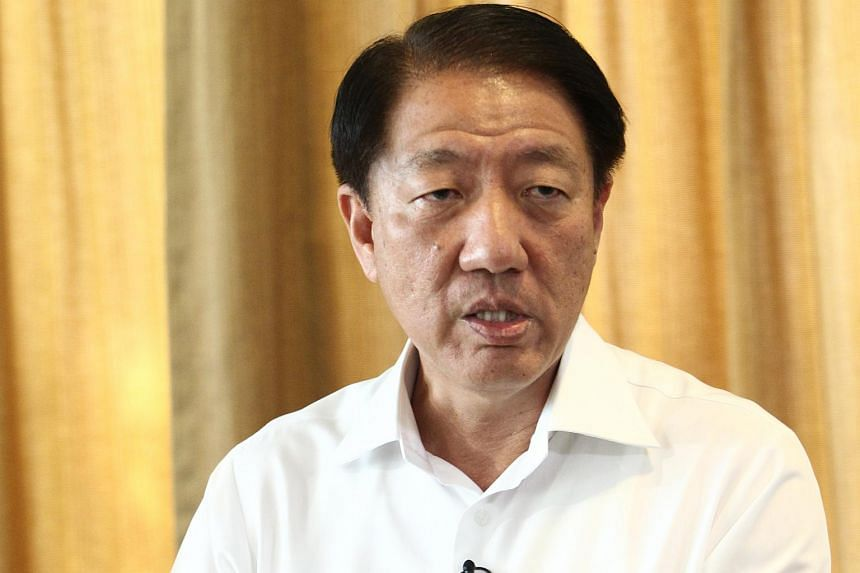 Singapore's Deputy Prime Minister Teo Chee Hean.