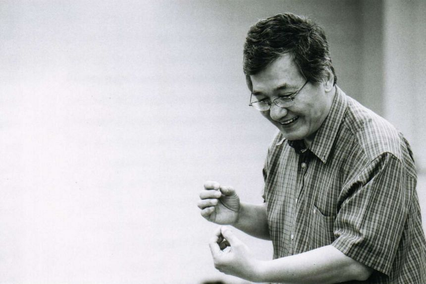 The late theatre pioneer Kuo Pao Kun is one of the featured personalities in Not Born In Singapore.