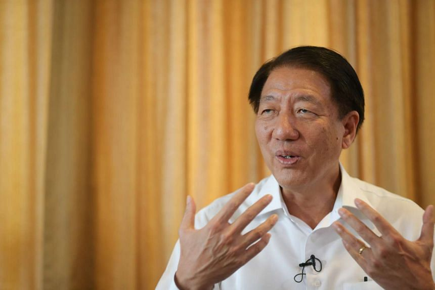Mr Teo said Singapore will continue to back the US-led coalition as it steps up strikes against ISIS.