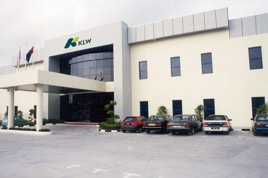 The office building of KLW Holdings.
