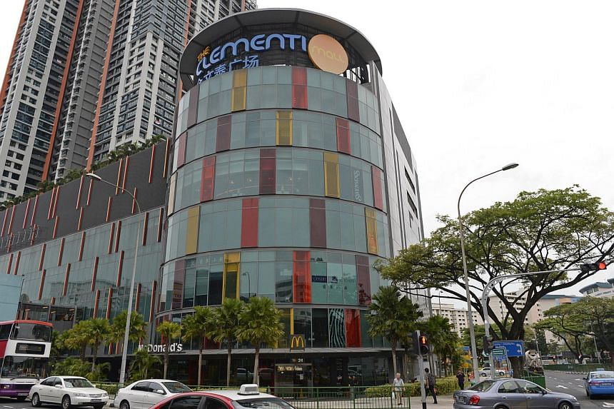 """SPH Reit will change the tenancy mix at Clementi Mall so that it will """"be in a better position"""" for the longer term."""