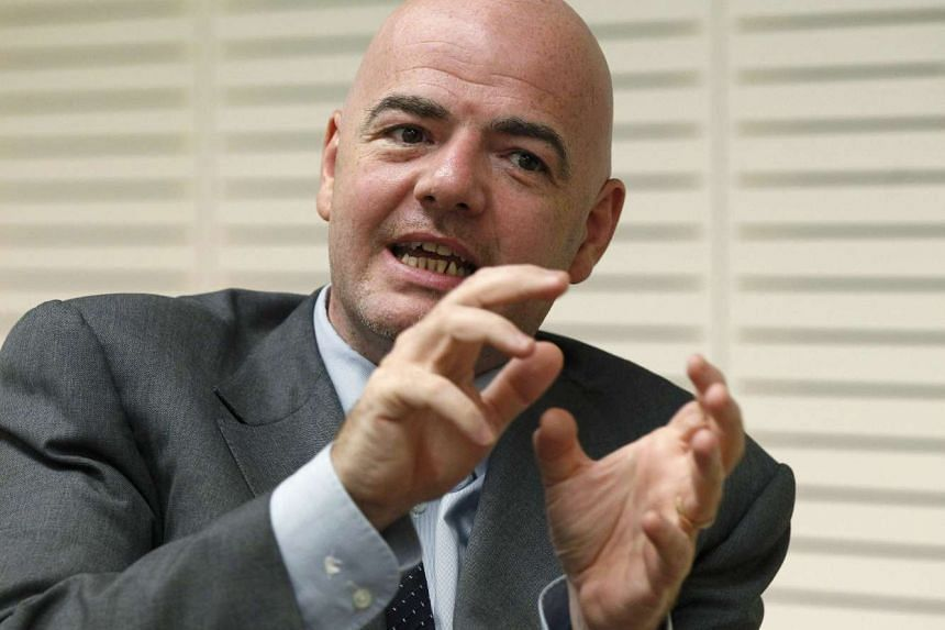 Gianni Infantino is currently secretary general of Uefa and one of six candidates for the Fifa presidency.