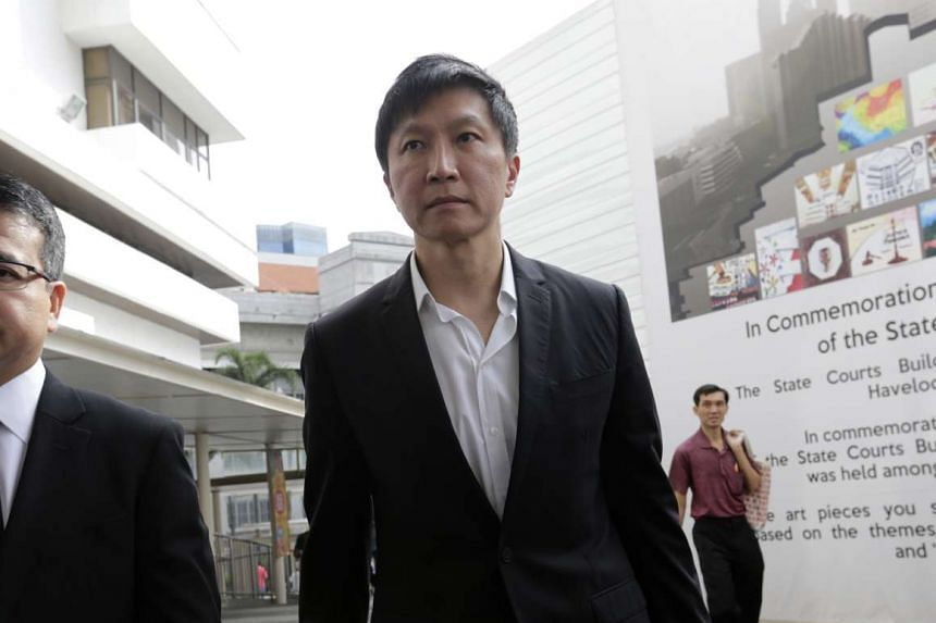 Kong said he had carefully considered the sentence and the court's decision since sentencing last week.