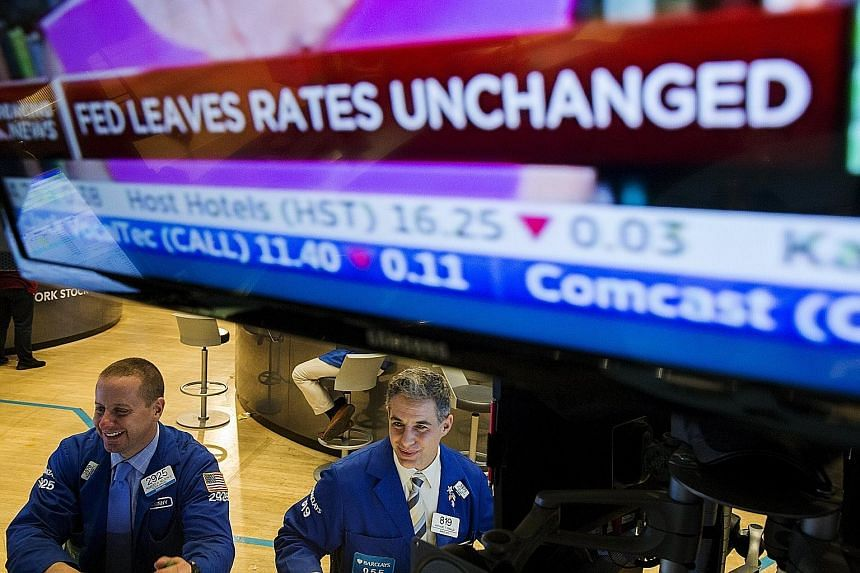 Uncertainty over the next US Federal Reserve interest rate hike, as well as the slowdown in China's economy, led global markets to plummet.