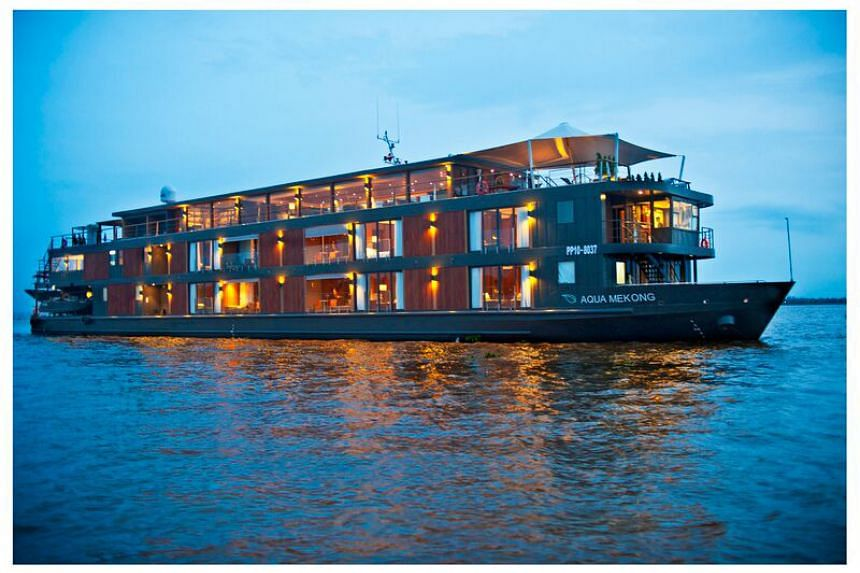 Readers of the December issue of The Life can take part in a contest to win one of two luxurious holidays, including a four-night trip through Vietnam and Cambodia aboard Aqua Expeditions luxury vessel, the Aqua Mekong, worth $6,900. Contest details