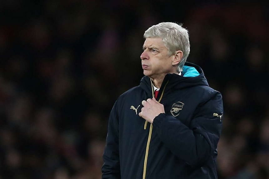 Arsene Wenger believes that Arsenal is still well placed in their bid to be crowned English champions.