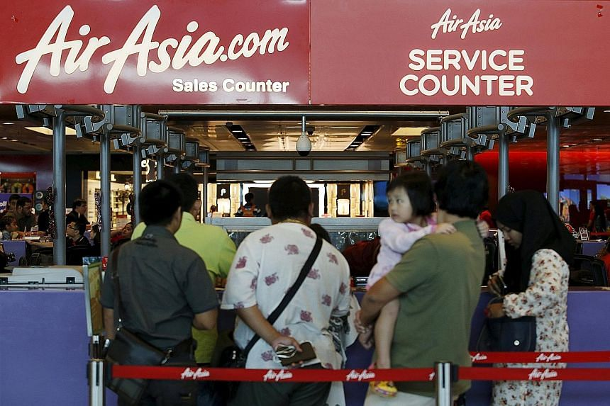 AirAsia shares lost more than half their value this year after concerns about accounting practices and weakness at operations across South-east Asia. The stock fell as much as 7 per cent yesterday, hitting a nearly two-month low.