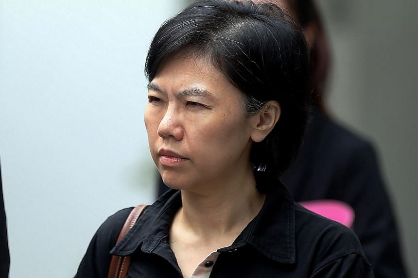 The court, noting that the case was most unusual, called for probation and mandatory treatment order reports for Tham Kwang Wei (left).