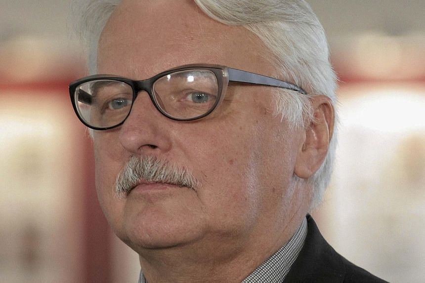 POLISH FOREIGN MINISTER WITOLD WASZCZYKOWSKI, on the Nato restrictions