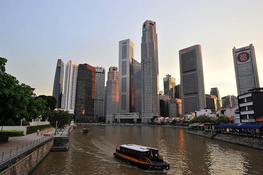 Singapore's banking system remains resilient even in the face of external uncertainties, says MAS, as banks here have strong capital and liquidity buffers. Even so, the regulator cautions that continued vigilance is needed in areas such as credit und