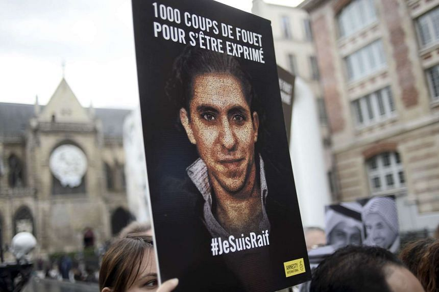 Walid Abulkhair is renowned for his defence of Saudi rights blogger Raif Badawi (pictured above).