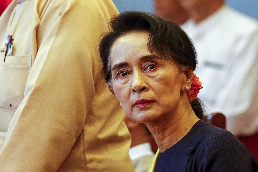 """A new lawmaker said Ms Suu Kyi cautioned the NLD against """"betraying the people"""" who voted for the party at the polls."""