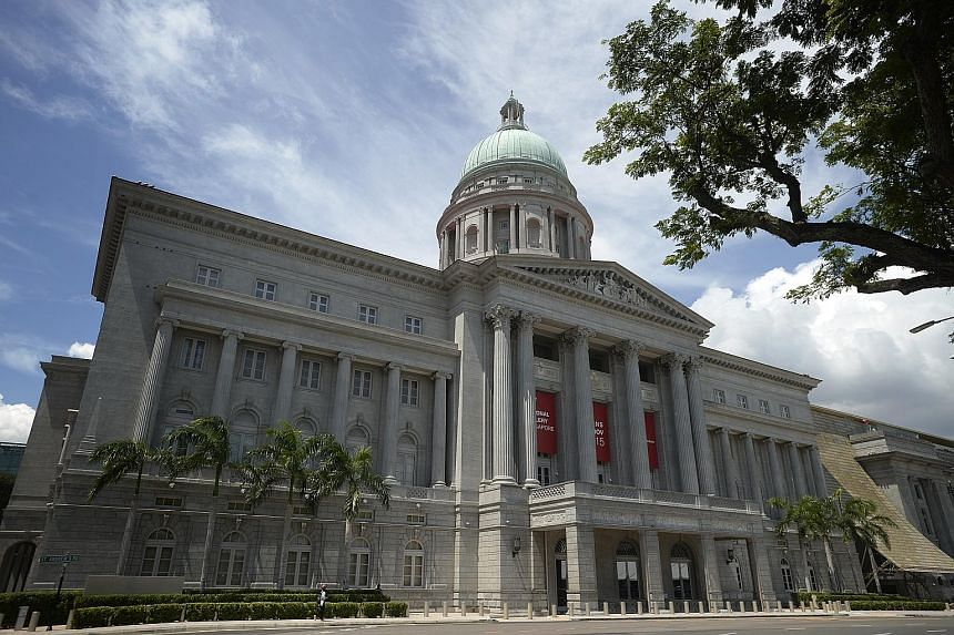 The new National Gallery showcases the world's biggest collection of Singapore and South-east Asian art.