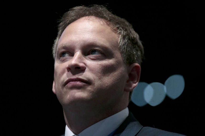 Grant Schapps (above) has resigned.