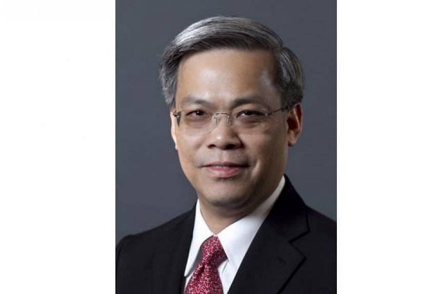 Chan Yeng Kit, Permanent Secretary for Defence.