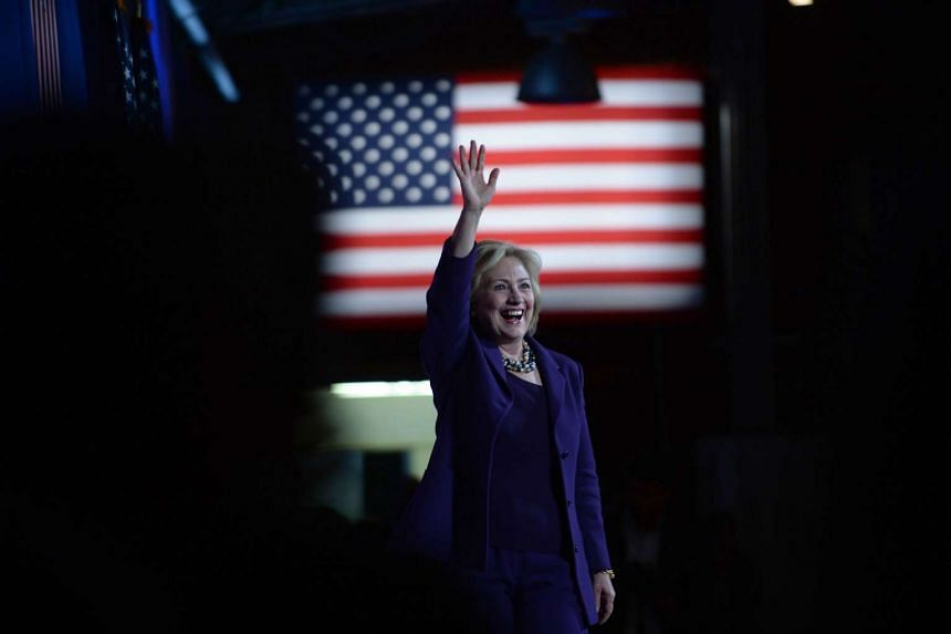 An aide said Mrs Hillary Clinton's plan to increase the US government's infrastructure spending by SS$388 billion over the next five years will be fully paid for by changing how businesses are taxed.