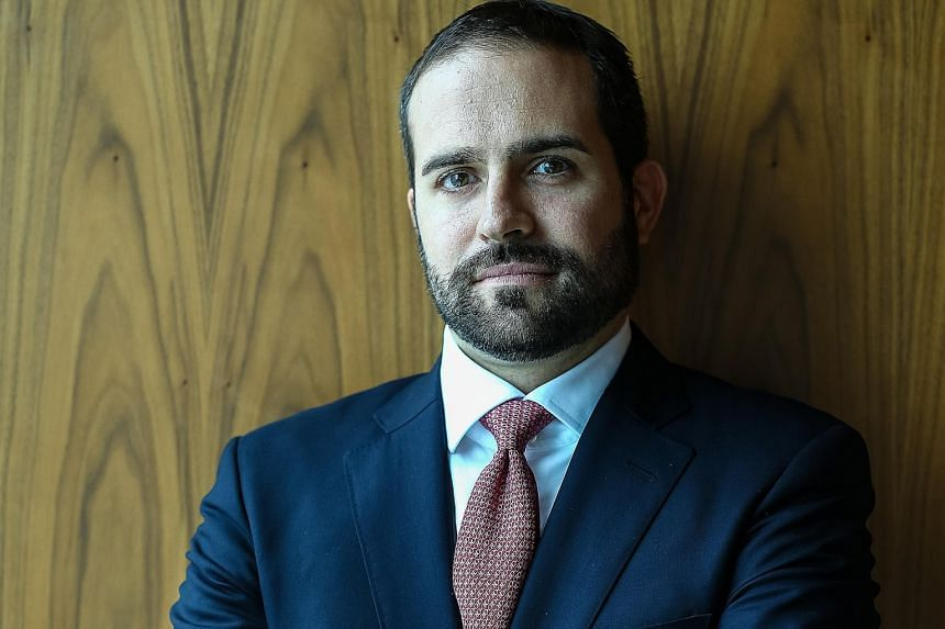J.P. Morgan's head of investments for South-east Asia Christophe Aba says he works hard to do well in his job and to be a good father to his two daughters.