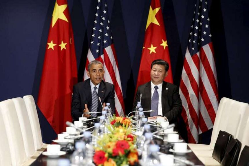 President Obama and President Xi stressed that terrorism would not stop efforts to fight climate change.
