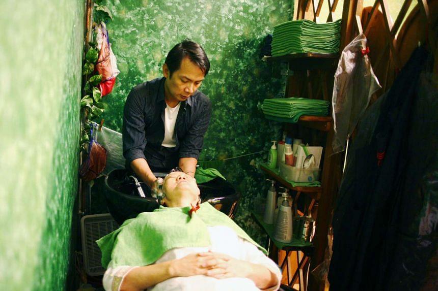 Being a shampoo boy to tai-tais can be quite a hair-raising experience, writer John Lui finds.