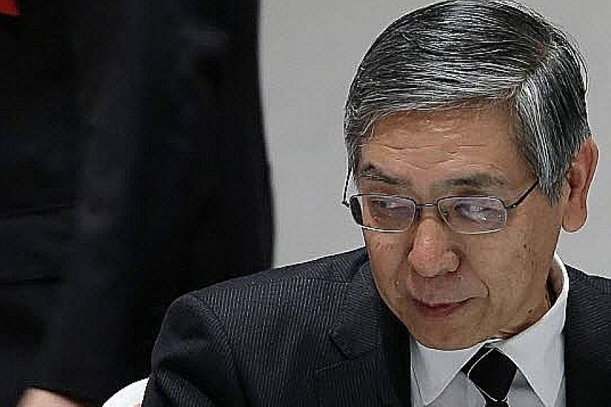 Yesterday, BOJ governor Haruhiko Kuroda reinforced the need to reinflate prices as a central bank priority.