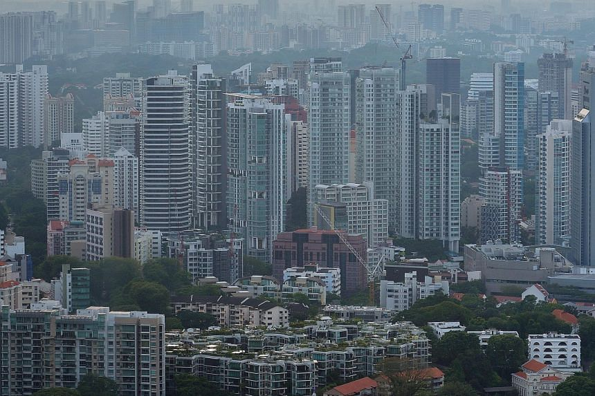 There were 1,400 resale transactions of private non-landed homes in the third quarter with a total value of $2.66 billion, up from 1,153 valued at $1.91 billion a year back, noted SLP International executive director Nicholas Mak.