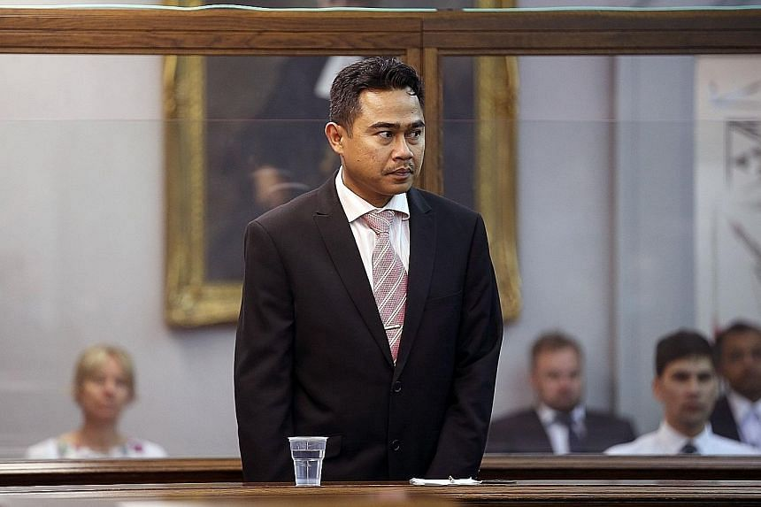 Mohammed Rizalman Ismail's behaviour was consistent with use of cannabis, among other things, the prosecution told the court.
