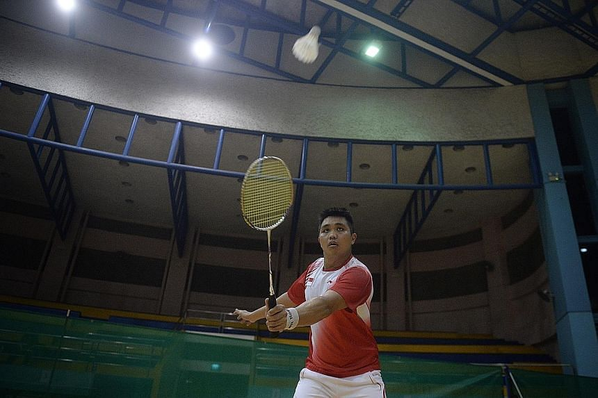 Having less than perfect balance was tough initially for Teddy Wong. But getting back to the basics nine years ago when he signed up for beginner badminton classes was an excellent decision and he finally made it to the national squad in 2012.