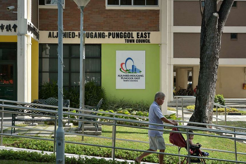 The Aljunied-Hougang-Punggol East Town Council (AHPETC) at Block 701 in Hougang Avenue 2.