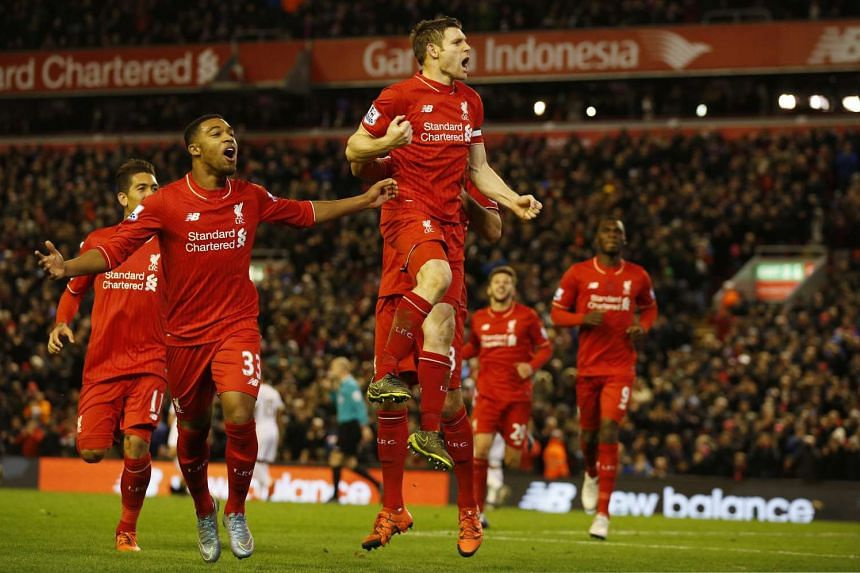 Liverpool Football Club was announced as NTUC Income's official partner for OrangeAid.