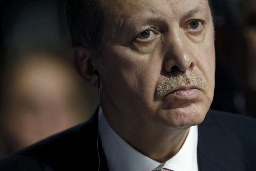 Russia's defence ministry said that Erdogan and his family are involved in oil trade with ISIS.