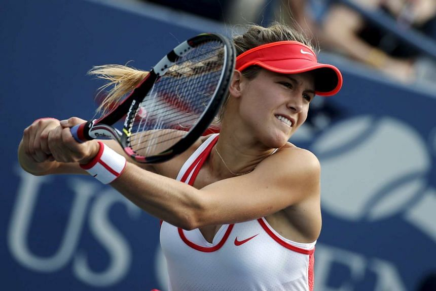 Canadian tennis star Eugenie Bouchard will be attempting to make a comeback at the Hobart International.