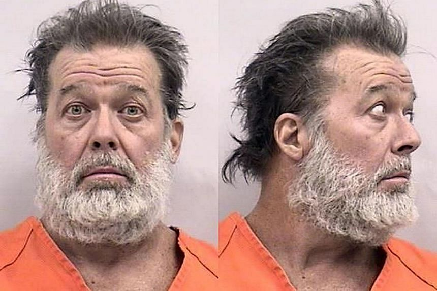 Robert L. Dear, 57, the suspect in the Nov 27 shooting at a Planned Parenthood clinic in Colorado that killed three people and wounded nine.