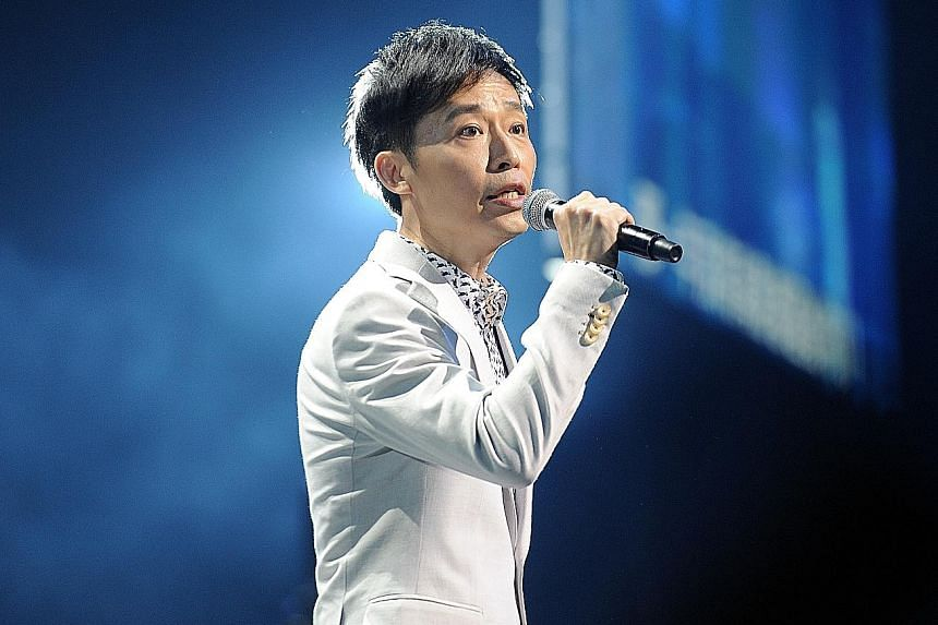 Xinyao pioneer Liang Wern Fook (above) wrote a new song, Wish To Tell You, for the Crescendo Original Soundtrack.