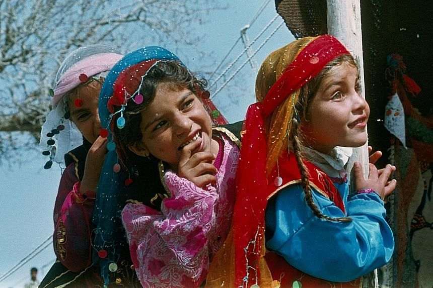 Films made by Mohsen Makhmalbaf include Gabbeh (above), The President and A Moment Of Innocence.