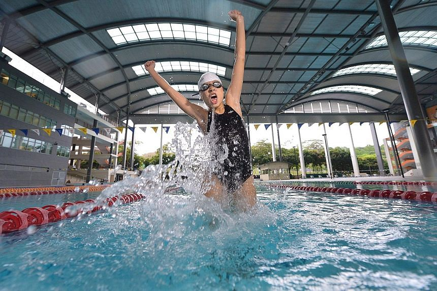 Sophie will be making her Asean Para Games debut in swimming this week. She aims to continue training hard to go for as many competitions as she can and, hopefully, qualify for the Paralympics.