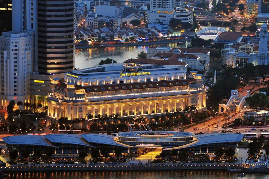 The Fullerton Building will become Singapore's 71st national monument.