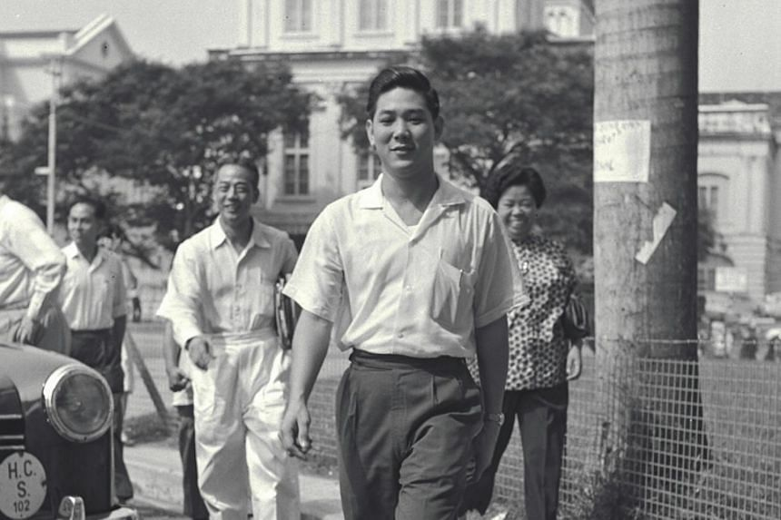 Former leftist politician and Barisan Sosialis founder Wong Soon Fong died in Thailand on Tuesday, aged 80.
