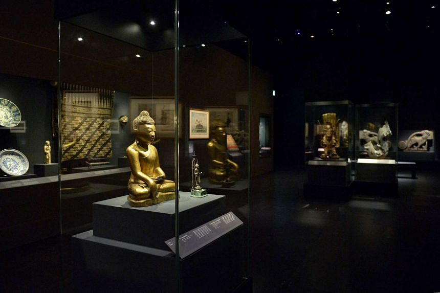 Treasures Of The World features artifacts from ancient civilisations around the world.
