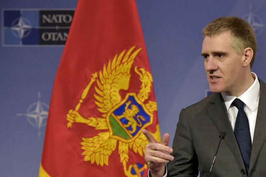 Montenegro Foreign Minister Igor Luksic said the move reflected the great efforts his country had made to modernise and meet western civil society norms.